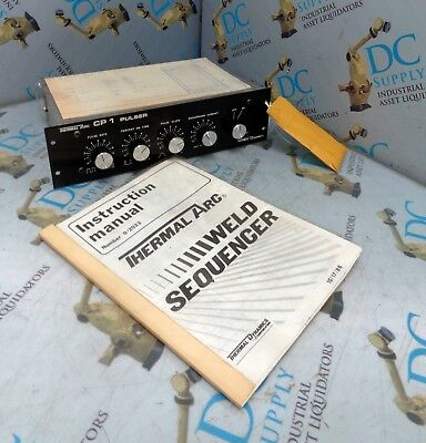Thermal 1 Thermal Dynamics Cp1 Pulser Sequencer #2