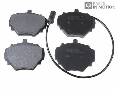 LAND ROVER DISCOVERY LJ 4.0 Brake Pads Set Rear 93 to 98 ADL RTC6781 SFP500200