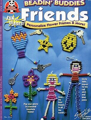 Beadin' Buddies ~Suzanne McNeill~ KEYCHAINS~BELT LOOPERS~NECKLACES~