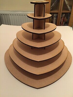 ferrero rocher heart stand  Great For Weddings Birthdays Parties Used Once