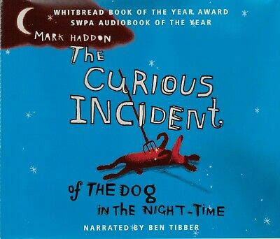 The Curious Incident Of the Dog In The Night-Time CD Audio Book (6CDs)