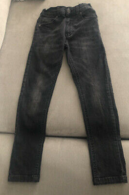 Boys Bluezoo Skinny Black Jeans Age 6