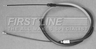 VAUXHALL MOVANO B 2.3D Handbrake Cable Rear Left or Right 2010 on 6530821RMP New