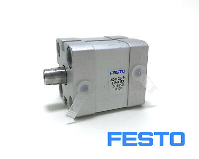 Festo 536324 Compact Double Acting Cylinder ADN-50-25-I-P-A