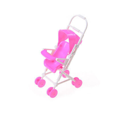 Baby Carriage Stroller Trolley Doll Furniture For  Dolls Accessories JCAUTSAU