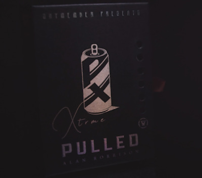 **PRE-SALE** Skymember Presents PULLED EXTREME (Silver) by Alan Rorrison