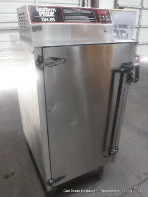 Southern Pride DH65 Electric Smoker BBQ Pit Oven, 120/208 v