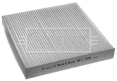MG MG ZS 1.6 Pollen / Cabin Filter 01 to 05 16K4F B&B Top Quality Replacement