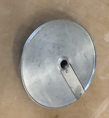"""ROBOT COUPE Slicing Plate Disc 3/16"""" (5mm) EM/ SD 5 3/16"""