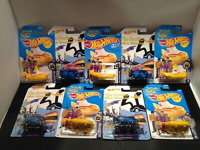 9003 Hot Wheels The Beatles Volkswagen Kool Kombi