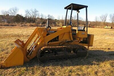 Case 310 Track Loader Crawler Diesel Engine Hi Lift