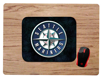 Seattle Mariners Mousepad Mouse Pad Home Office Gift Mlb
