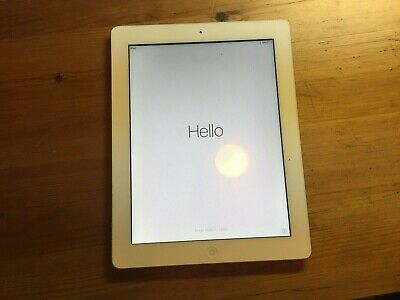 Apple iPad 4th Gen. 32GB, Wi-Fi, 9.7in - White EXCELLENT CONDITION