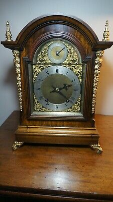 Antique Winterhalder W & H TING TANG Bracket Mantel Clock