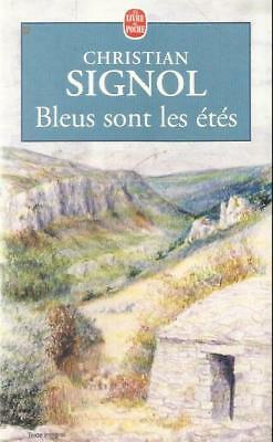 Christian Signol Blue Are the Wheat