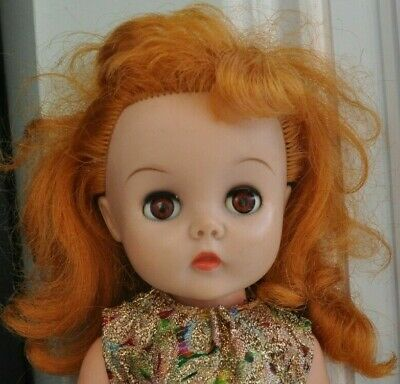 vintage DEE AN CEE D&C 18 inch FASHION DOLL 1960s