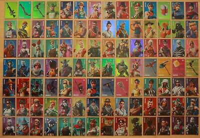 PANINI Fortnite série 1 Trading Cards Series 1 cartes de collection nº # 60 COMMON
