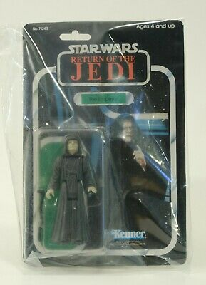 The Emperor - Star Wars Return of the Jedi - MOC ROTJ 1983 Vintage Kenner