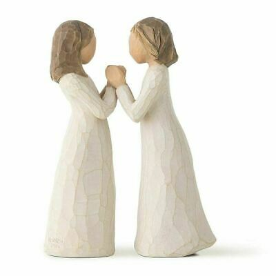 Willow Tree - Sisters By Heart Figurines - Resin - Friendship Keepsake Ornament