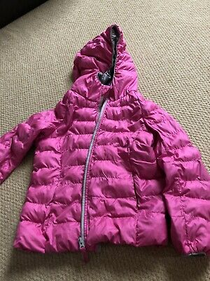 Girls Uniqlo Padded Coat Down Style 3-4 Years