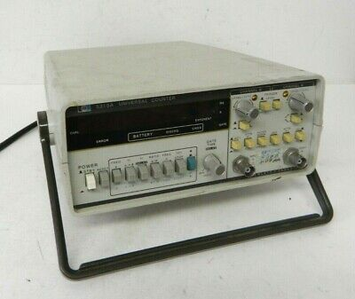 HP 5315A 2 Channel Universal Counter 108-126V