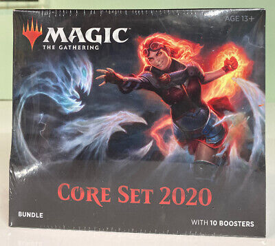 Magic The Gathering Core Set 2020 - 10 Boosters New sealed