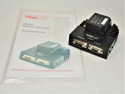 NEW? $680+ Thorlabs Pigtailed Laser Diode Mount LDM9LP w manual