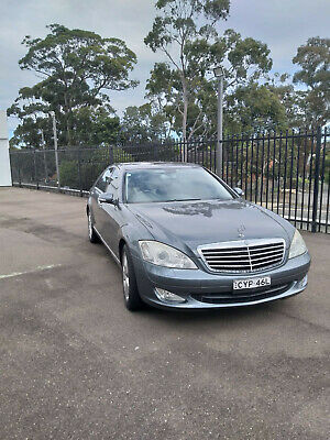 2006 Mercedes Benz S350 Long wheelbase