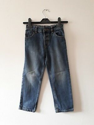 George Boys Blue Jeans Age 4-5 Years