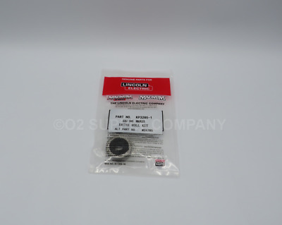 "Lincoln Knurled Drive Roll Kit .045/"" Flux-Cored Wire KP666-045C"