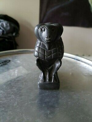 Resin Baboon Statue