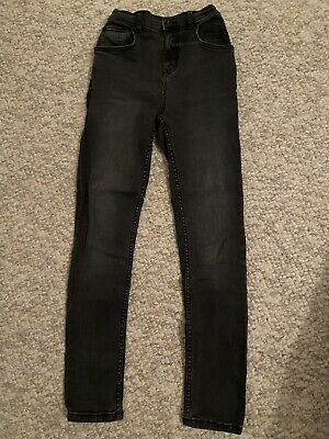 Tu Boys Skinny Grey Jeans Ex Condition Age 12