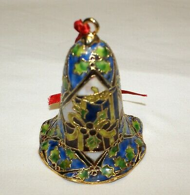 Angel Ornament Bell with Star Glass RUSS Ornament 10502 151
