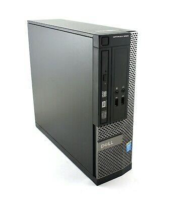 Dell Optiplex 3020 Sff Desktop Pc I5-4590 8Gb Ram 500Gb Hd Win10 Pro Wifi Hdmi