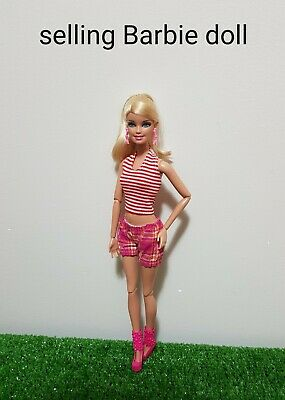 Barbie Mattel Articulated Doll