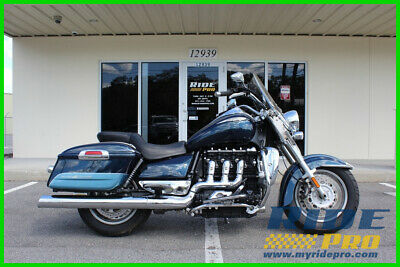 2008 Triumph Rocket III Touring 2008 Triumph Rocket III Touring Used