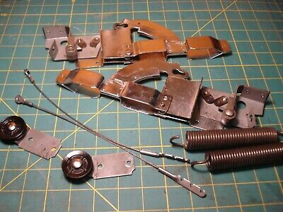 USED Thermador Oven Door Hinge & Cable Kit 00415666, 14-19-150, 415666, 485441