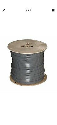 50/' Roll 12-2 AWG UF-B Gauge Outdoor Burial Electrical Feeder Copper-Wire Cable