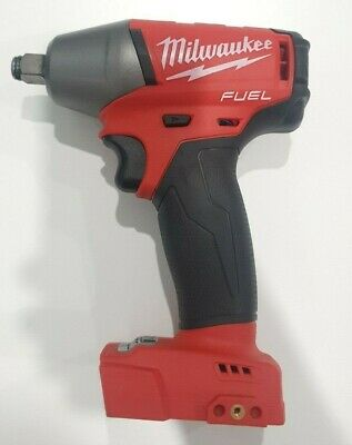 "Milwaukee M18 Brushless 18V Li-Ion Cordless 1/2"" Impact Wrench Skin Only Fiwf12"