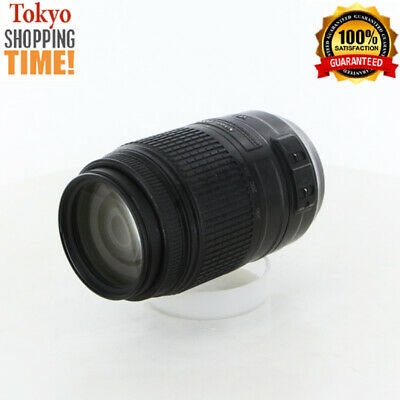 Nikon AF-S DX Nikkor 55-300mm F/4.5-5.6 G ED VR Lens from Japan