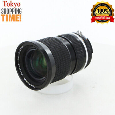 Nikon AI-S Nikkor 25-50mm F/4 Lens from Japan