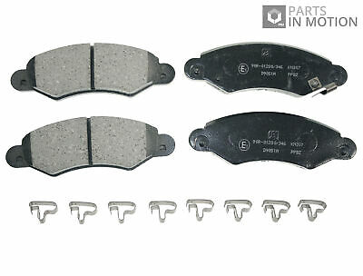 Brake Pads Set Front ADG042122 Blue Print 0542115 13301234 013301234 095516193