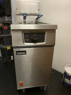 Falcon commercial gas fryer G401f