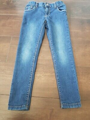 Girls Bluezoo Skinny Jeans Age 7