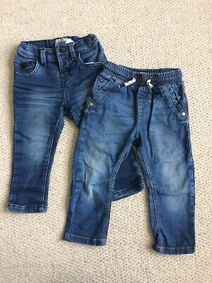 Baby Boys Jeans Trousers 12-18 Months NEXT