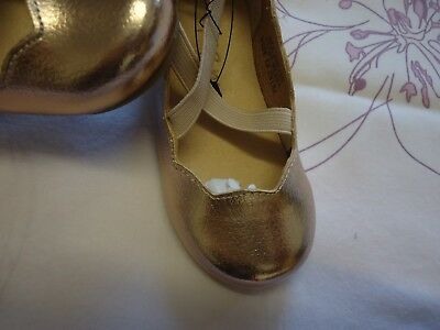 Next baby girls lovely party occasion wedding prom shoe UK infant 4 EUR 20.5 NWT