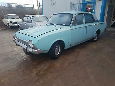 Ford Corsair GT - Very solid and original but will need restored