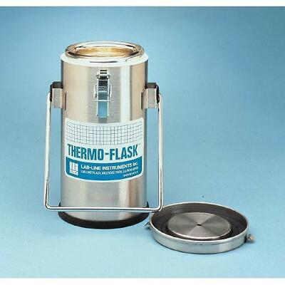 (2L) Barnstead Lab-Line Thermo Flask 2123 - Stainless Steel