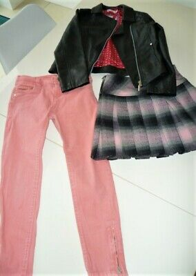 Lovely bundle of girls clothes, 7-8 Years.Adidas, Mini Boden, Denim & Co, M & Co