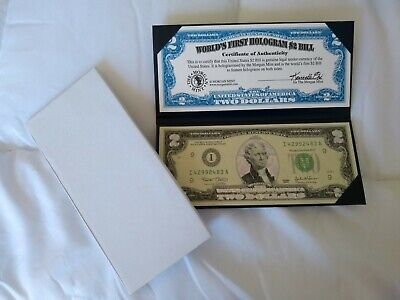 Thomas Jefferson $2 dollars bill Minneapolis 2003 UNITED STATES banknote note
